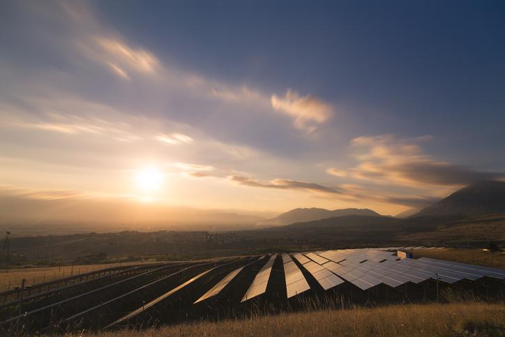 Low carbon innovation, solar panels